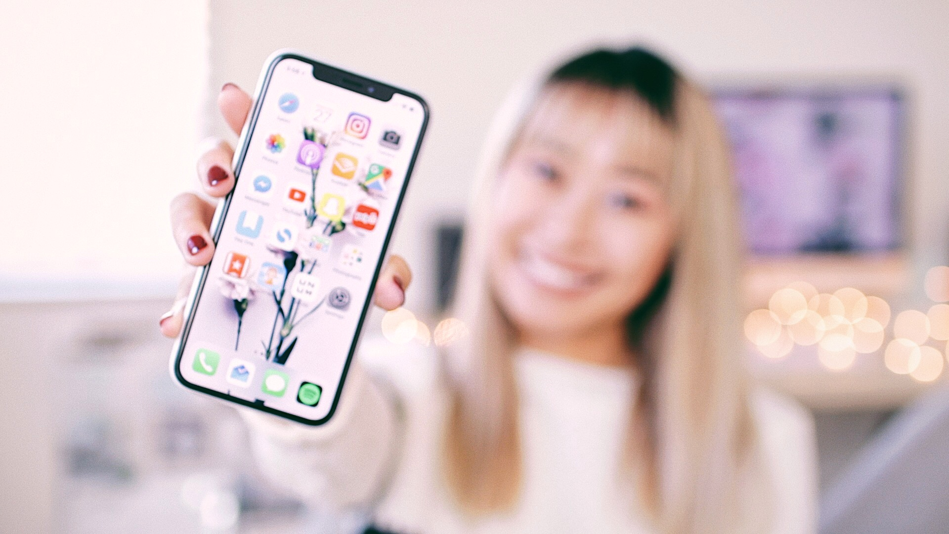 What's on My iPhone X